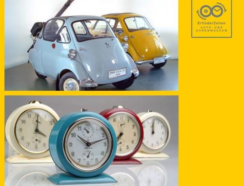 """Automuseum und Uhrenmuseum """"ErfinderZeiten"""""""